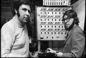 Bill and Graham